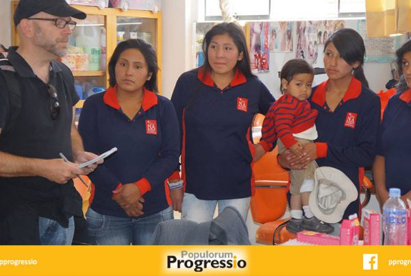 MUJERES EMPRENDEDORAS DE AREQUIPA