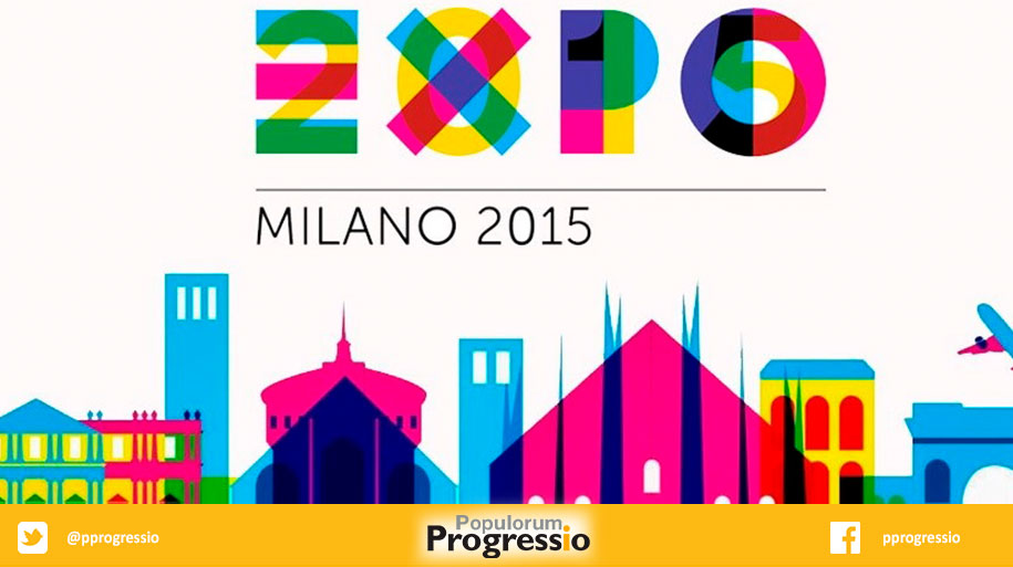POPULORUM PROGRESSIO EN EXPO MILANO